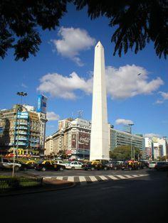 Obelisco-Buenos Aires