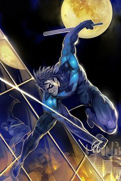 Nightwing by Kim Intae