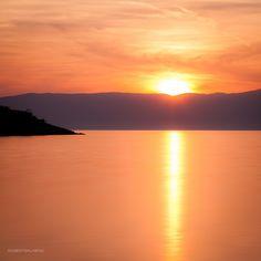Photograph Sunset on Krk Island by Robert Sauseng on 500px