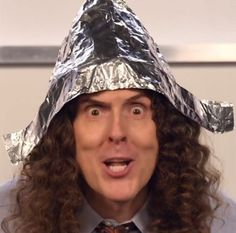 The Tin-Foil Hat Brigade - http://www.raptureforums.com/defending-the-faith/tin-foil-hat-brigade/