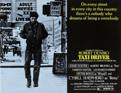 On every street in every city in this country there's a nobody who dreams of being a somebody. ~Taxi Driver Movie (1976)  #travel #quote #travelquote #inspiration #inspirational #inspirationalquote #relishthisjourney #journey #taxi