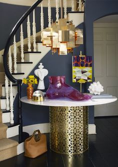 Love everything in this entryway