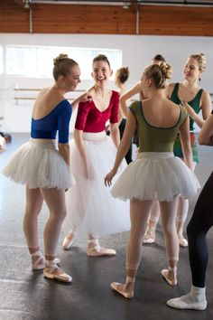 """An Inside Peek At Los Angeles Ballet's Graceful Beauties #refinery29  http://www.refinery29.com/los-angeles-ballet#slide-5  When was the """"a-ha"""" moment you knew you wanted to dance professionally? Bianca Bulle (left): """"It was when I saw a summer course booklet of The School of American Ballet. I just knew that's where I wanted to go to school. My teacher said that it would be a wonderful place for me to continue my training, so I was really determined and focused on getting there. I..."""
