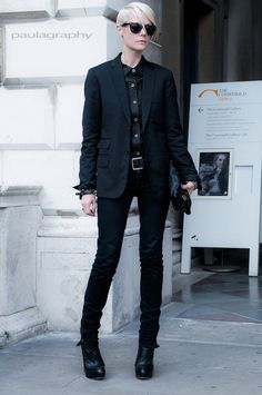 Kate Lanphear. I believe I just found my new style icon.