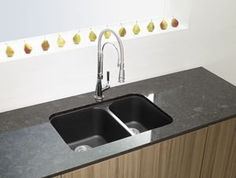 Granite Undermount Kitchen Sinks blanco - silgranit, natural granite composite topmount kitchen