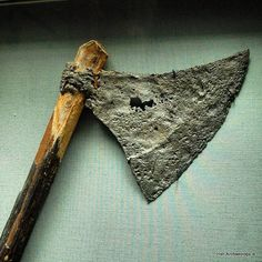 Dating iron axe heads