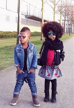 21 Kids Who Dress Better Than You via @WhoWhatWear