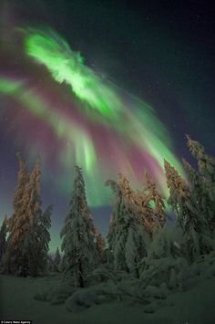 Ruslan travelled into Siberia to capture the Northern Lights, risking his life by equipping himself Samurai sword to protect him from wolves