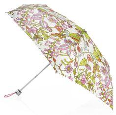 Floating Floral umbrella by Totes