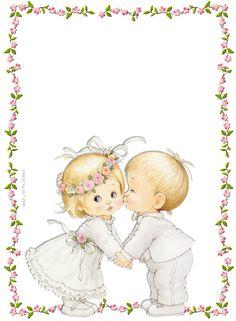 BODA | WEDDING | Tarjetas de Invitación | Cards | Tamaño XL | art collection Art Illustration