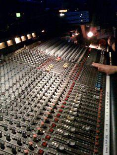 soundboard. by mymonbats, via Flickr