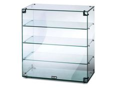Lincat Seal Glass Display Case Open Back 600mm