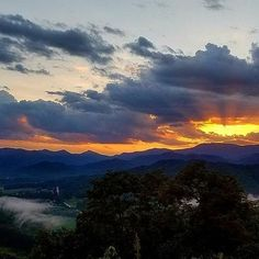 Wow. #Georgia, is that you?? #Amazing shot from Sky Valley by viewer Brooke Michelle Hamm.