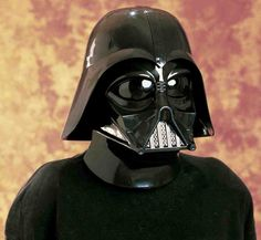 Star Wars Darth Vader Super Deluxe Heavyweight Molded Plastic Adult Mask Pcs) for sale online Darth Vader Star Wars, Darth Vader Maske, Mascara Darth Vader, Star Wars Halloween Costumes, Halloween Costume Accessories, Adult Halloween, Star Wars Disney, Paintball Mask, Star Wars Personajes
