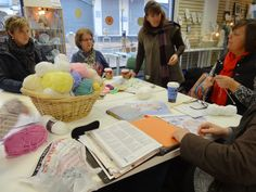 The shop serves as a drop off point for yarn and finished makes for the local group Maidenhead Loving Hands, who knit and crochet for various local charities.  They held their first meetup in our shop.  http://www.maidenhead-advertiser.co.uk/News/Areas/Maidenhead/Maidenhead-Loving-Hands-donate-twiddle-muffs-to-St-Marks-nursing-home-18112015.htm
