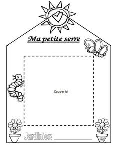 My little DIY paper greenhouse - flowers Primary Science, Science For Kids, Science And Nature, Teaching Science, Papier Diy, Jack And The Beanstalk, Outdoor Education, Small Greenhouse, Science Worksheets