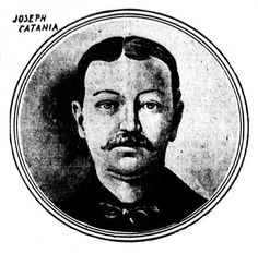 Ignazio Lupo was the last man seen with Joseph Catania, a Brooklyn grocer who had been murdered in 1902. Joseph Catania was believed to have been involved in counterfeiting with the gang before they killed him. Police tried to pin the slaying on Lupo when investigating the Barrel Murder