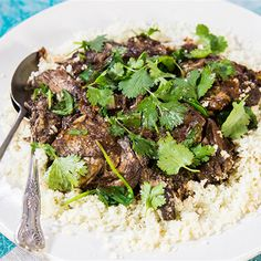 Try this Slow Cooked Chicken Curry recipe by Chef Jasmine and Melissa Hemsley . This recipe is from the show Hemsley Hemsley - Healthy