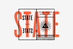 STATE OF THE STATE by The Made Shop
