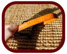 Yellow Leather Headband Hairband Hand Tooled Handcrafted | Etsy Leather Carving, Leather Art, Leather Pieces, Yellow Leather, Leather Tooling, Tan Leather, Leather Accessories, Hair Accessories, Festival Accessories