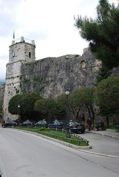 Ioannina The Castle Epirus Region Greece Great Memories Acropolis Ancient Greece