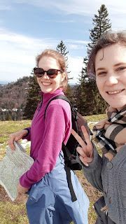 Sonnendufts Blog: Wanderung zum Schnebelhorn Rain Jacket, Windbreaker, Sunglasses, Blog, Jackets, Fashion, Adventure, Down Jackets, Moda