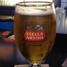 Stella Artois @ Bar Lamar - An old favorite!