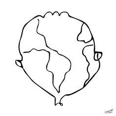 O AMOR É UM MUNDO » Alexandre Reis #urbanarts #urbanartswall #arte #art #popart #poster #canvas #design #arq #decor #homedecor #homestyle #artdecor #wallart #arquitetura #architecture