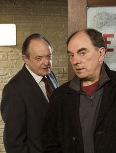 James Bolam and Alun Armstrong