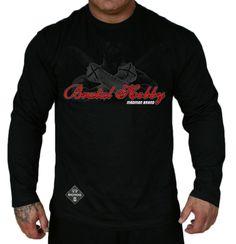 Longsleeve 'Adrenalina' - przód ---> Streetwear shop: odzież uliczna, kibicowska i patriotyczna / Przepnij Pina!
