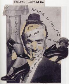Dadaísmo 1920 Provocação, ruptura do discurso