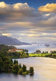 Punto Panorámico, vista Llao Llao, San Carlos de Bariloche.