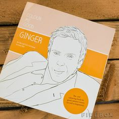Colour Me Ginger from Firebox.com