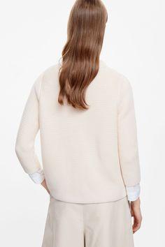 Texturé cavalier tricot