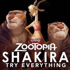 Pin for Later: Shakira's Confidence Mantra Is Worth Repeating Every Day Her Connection With Her Zootopia Character