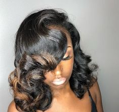 How Long Does a Silk Press Last & 5 Keys to Making it Last Longer – Voice of Hair Natural hair models – Hair Models-Hair Styles Love Hair, Gorgeous Hair, Pressed Natural Hair, Natural Hair Silk Press, Roller Set Natural Hair, Flat Iron Curls, Natural Hair Styles For Black Women, Hair Laid, Relaxed Hair