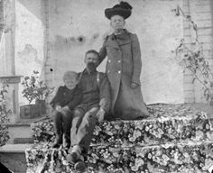 John and Sarah Dickenson :: North Olympic Heritage