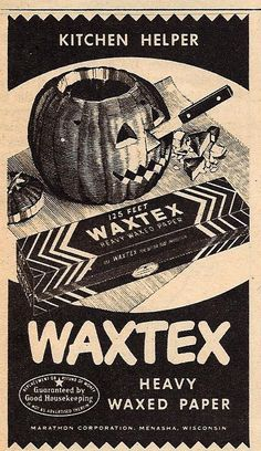 I remember this wax.  brings back so many cool memories......... ah, Autumn!!