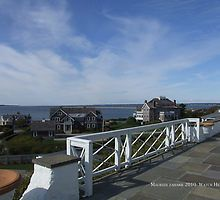 A View from Taylor Swift's Summer Home 7 by Maureen Zaharie