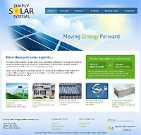 Go Green! Supplier and installation experts of Solar and Wind generation devices.