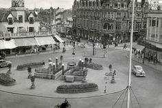 Victoria Circus, Southend-on-Sea - 1959