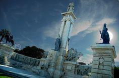 Homenaje a la constitución en la ciudad de Cádiz...we enjoyed our day trip!