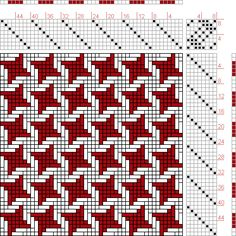 Hand Weaving Draft: Page 159, Figure 8, Textile Design and Color, William Watson, Longmans, Green & Co., 8S, 8T - Handweaving.net Hand Weavi...