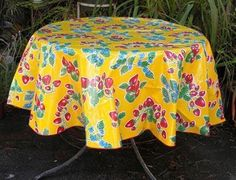 Want to make your own picnic tablecloth? The crafty folks at Curbly have discovered how to make oilcloth the traditional way. Rather than using petroleum, you use...
