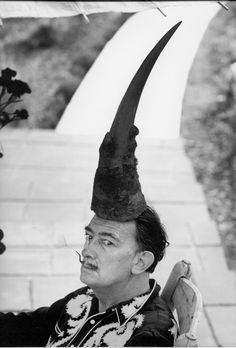 Dali Rhino hat | #dali #salvadordali