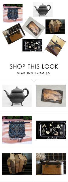 """""""Dark Shades ~ EPSTeam Listing Blitz"""" by avintagestore ❤ liked on Polyvore featuring interior, interiors, interior design, home, home decor and interior decorating"""