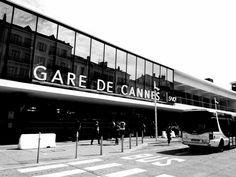 Festival de Cannes - Arrivée en gare