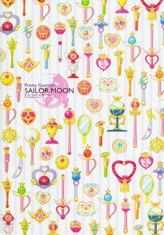 Sailor Moon notebook cover