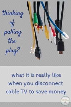 Thinking of disconnecting your cable TV to save money? It's not a bad idea, but a few months into it, here are some things that I miss. What you may want to consider in your decision.