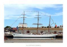 Navio Escola Sagres / Buque Escuela Sagres / Training Ship Sagres [2012 - Matosinhos - Portugal] #fotografia #fotografias #photography #foto #fotos #photo #photos #local #locais #locals #cidade #cidades #ciudad #ciudades #city #cities #europa #europe #navios #buques #ships @Visit Portugal @ePortugal @WeBook Porto @OPORTO COOL @Oporto Lobers